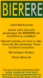 Mobile Preview of biererei.at